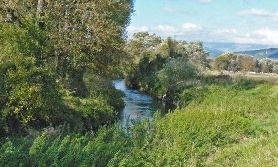 Aterno River - Abruzzo